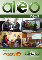 Download Latest Edition of ALEO News